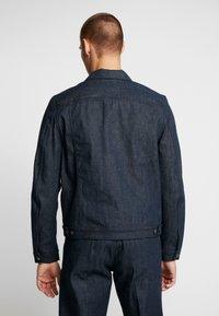 Nudie Jeans - VINNY - Džínová bunda - dry classic slub - 2