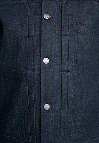 Nudie Jeans - VINNY - Džínová bunda - dry classic slub - 6