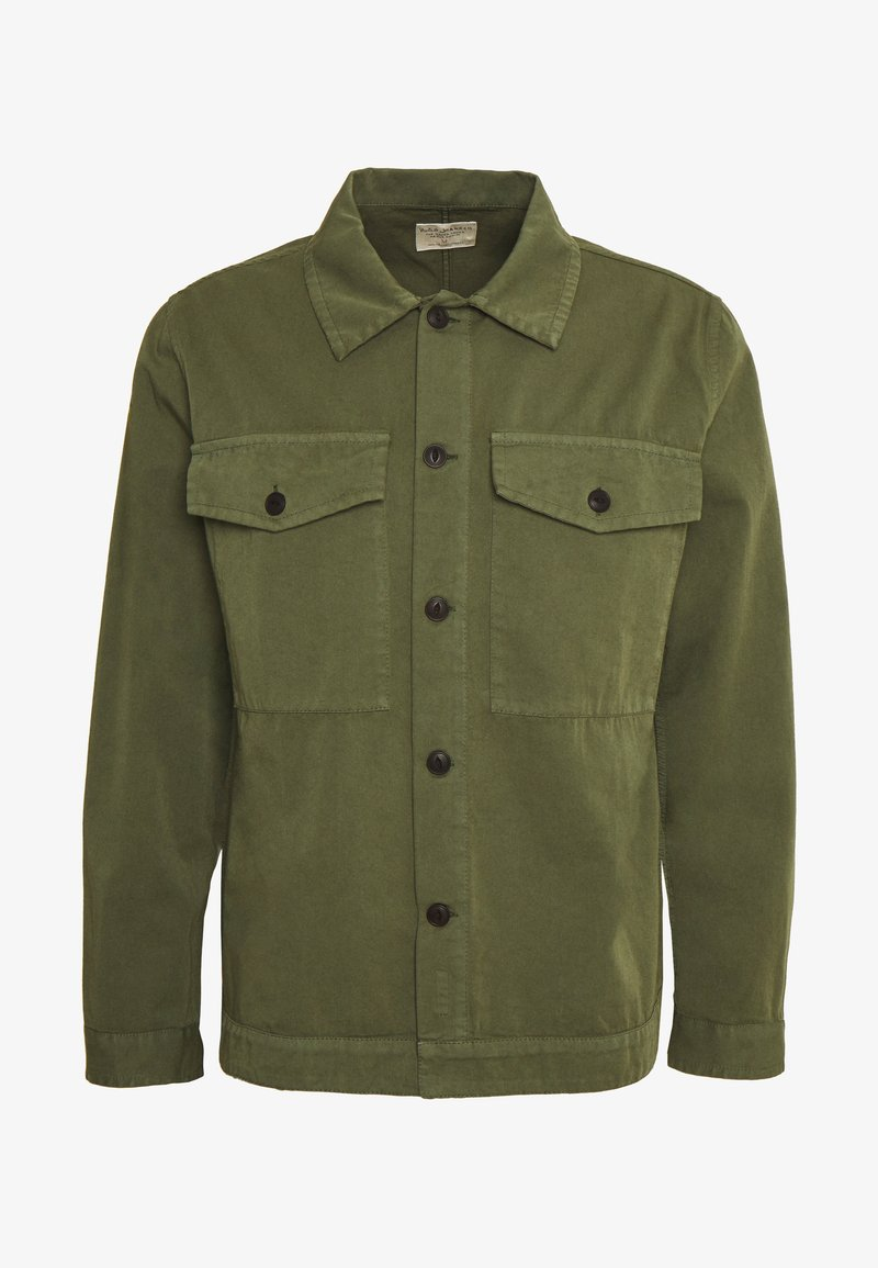 Nudie Jeans - COLIN - Summer jacket - green