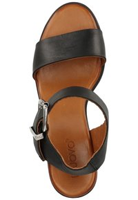 Inuovo - Sandals - black blk - 4