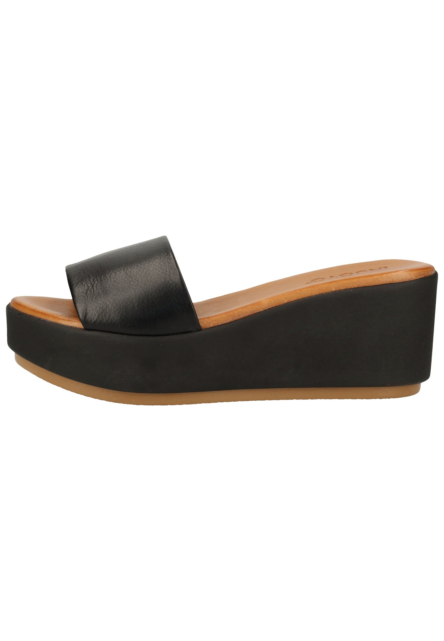 Inuovo Keilsandalette - Pewter Pwt Black Friday