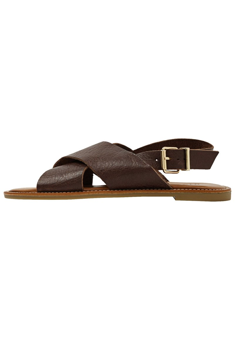 Inuovo - Sandals - mntrl brown nbr