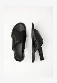 Inuovo - Sandaler - mntrl black nbl - 1