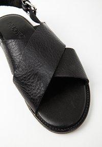 Inuovo - Sandaler - mntrl black nbl - 6