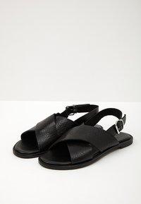 Inuovo - Sandaler - mntrl black nbl - 3