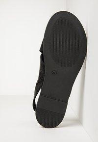 Inuovo - Sandaler - mntrl black nbl - 2
