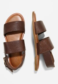 Inuovo - Sandals - mntrl brown nbr - 3