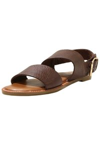 Inuovo - Sandals - mntrl brown nbr - 2