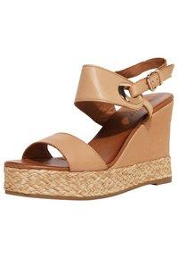 Inuovo - High heeled sandals - scissors scs - 3