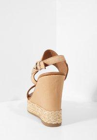 Inuovo - High heeled sandals - scissors scs - 6