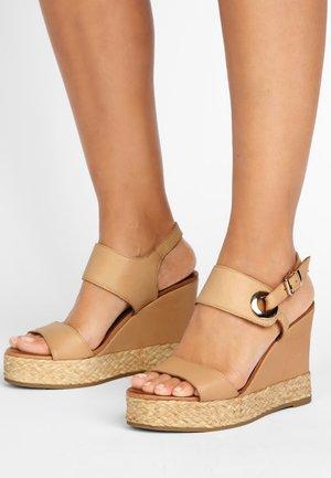 High Heel Sandalette - scissors scs
