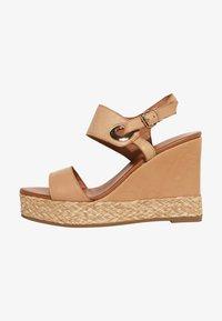 Inuovo - High heeled sandals - scissors scs - 1
