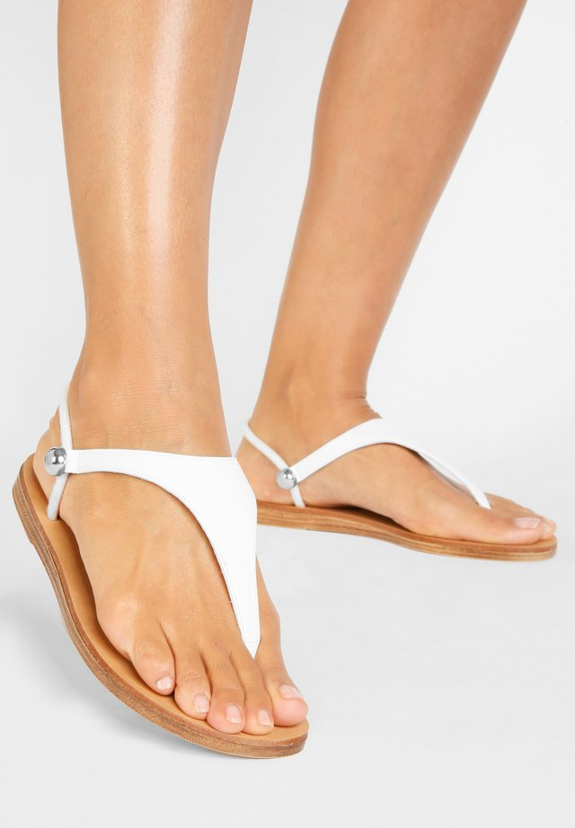 INUOVO  - Sandals - white wht