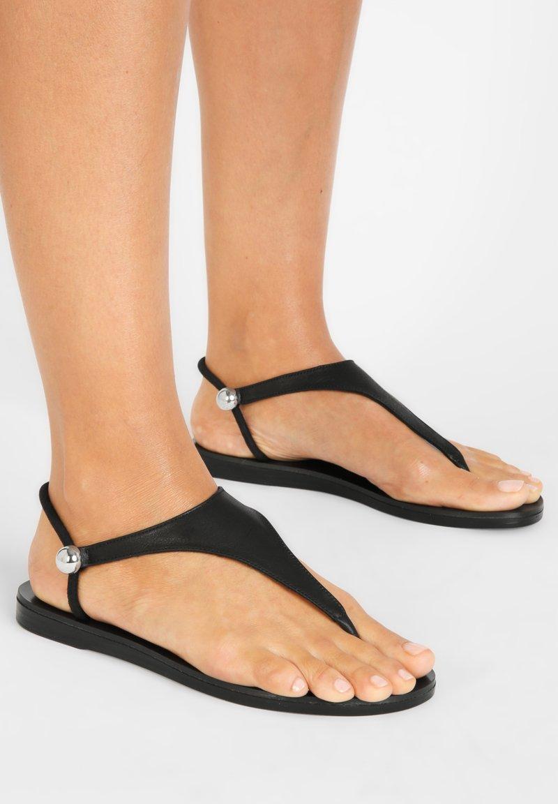 Inuovo - INUOVO  - Sandals - black blk