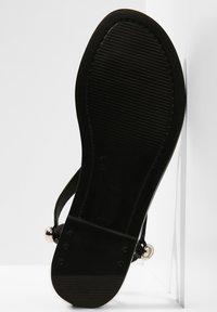 Inuovo - INUOVO  - Sandals - black blk - 5