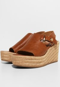 Inuovo - Heeled mules - mntrl coconut ncc - 3