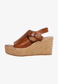 Inuovo - Heeled mules - mntrl coconut ncc - 1