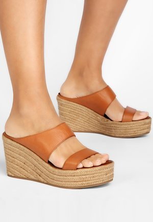 High Heel Sandalette - coconut ccn