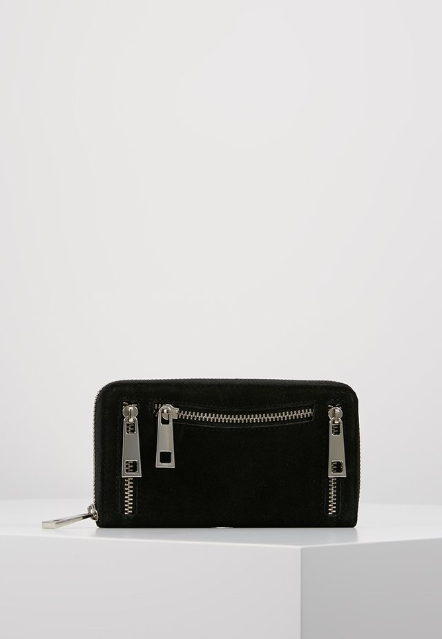 WALLET - Lommebok - black