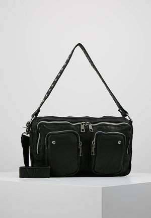 ALIMAKKA WASHED - Handbag - black