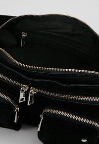 Núnoo - ALIMAKKA NEW SUEDE - Handbag - black - 4