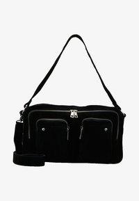 Núnoo - ALIMAKKA NEW SUEDE - Handbag - black - 5