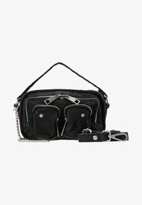 Núnoo - HELENA WASHED - Handtasche - black - 6
