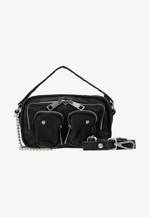 HELENA WASHED - Handbag - black
