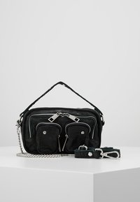Núnoo - HELENA WASHED - Handtasche - black - 0