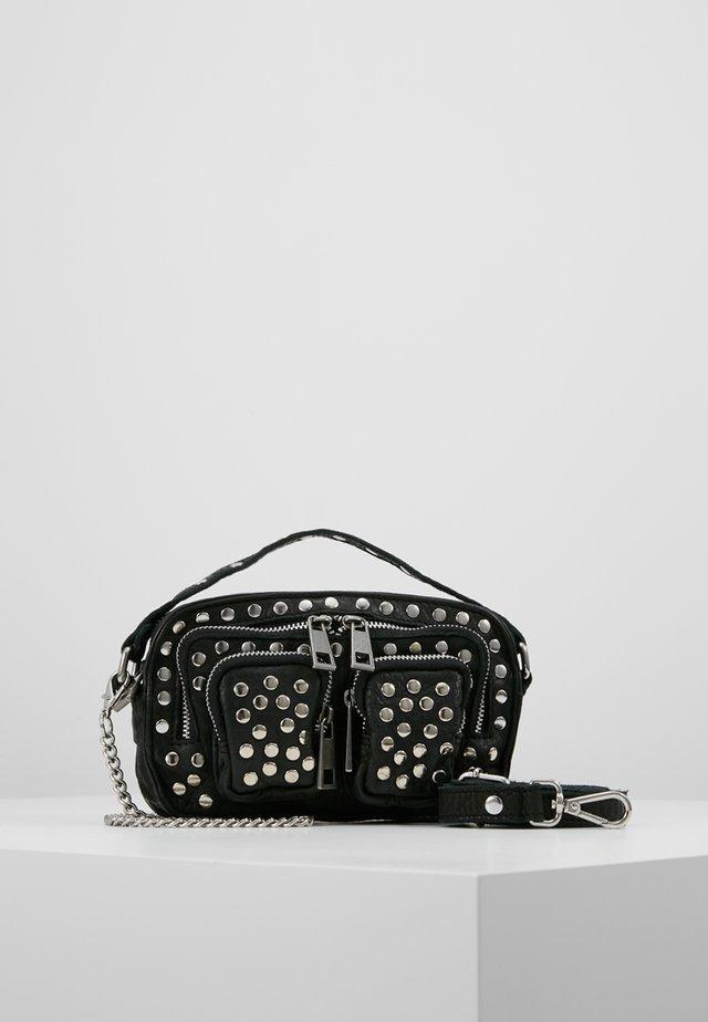 HELENA DISCO - Handbag - black
