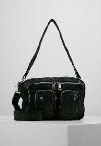 Núnoo - ELLIE WASHED - Handbag - black - 0