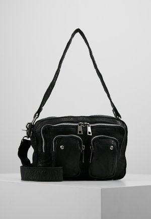 ELLIE WASHED - Handtasche - black