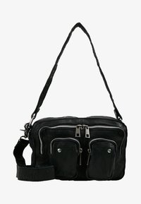 Núnoo - ELLIE WASHED - Handbag - black - 5