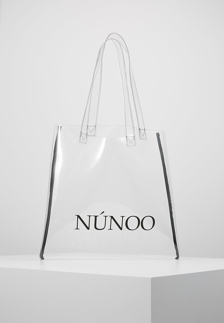 Núnoo - SMALL TOTE - Tote bag - colorless