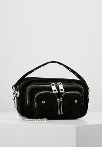 Núnoo - HELENA CORDUROY  - Handbag - black - 5