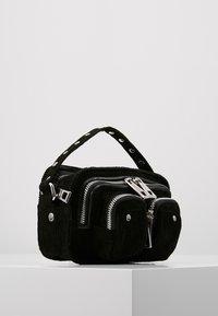 Núnoo - HELENA CORDUROY  - Handbag - black - 3