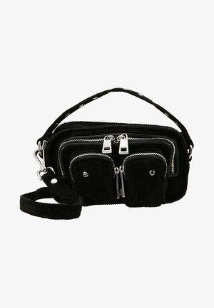 HELENA CORDUROY  - Käsilaukku - black