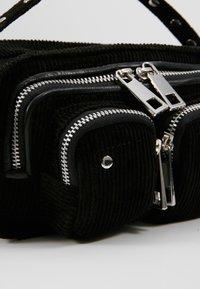 Núnoo - HELENA CORDUROY  - Handbag - black - 7