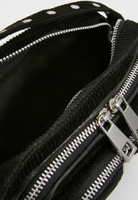 Núnoo - HELENA CORDUROY  - Handbag - black - 4
