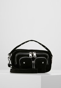 Núnoo - HELENA CORDUROY  - Handbag - black - 0