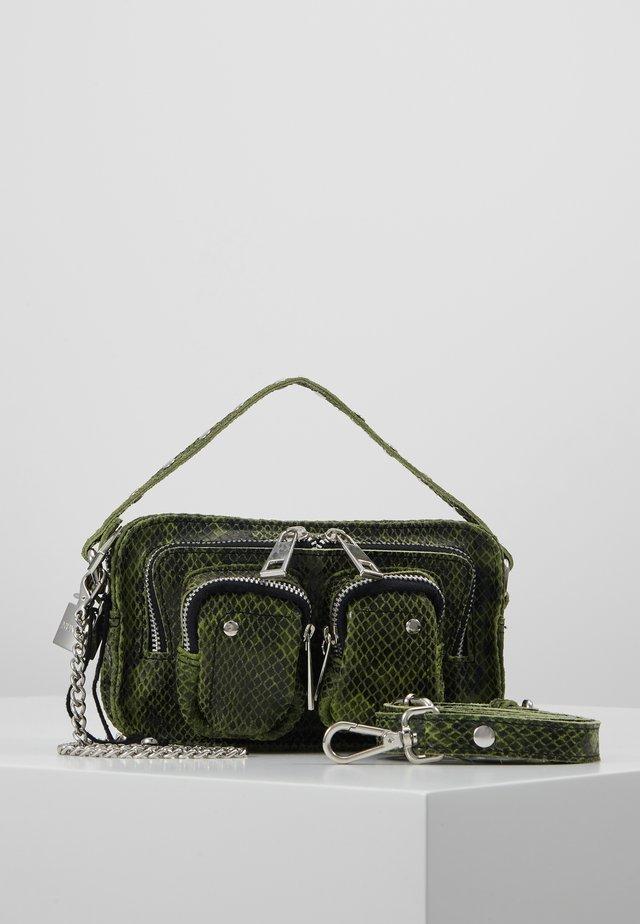 HELENA - Handtasche - green