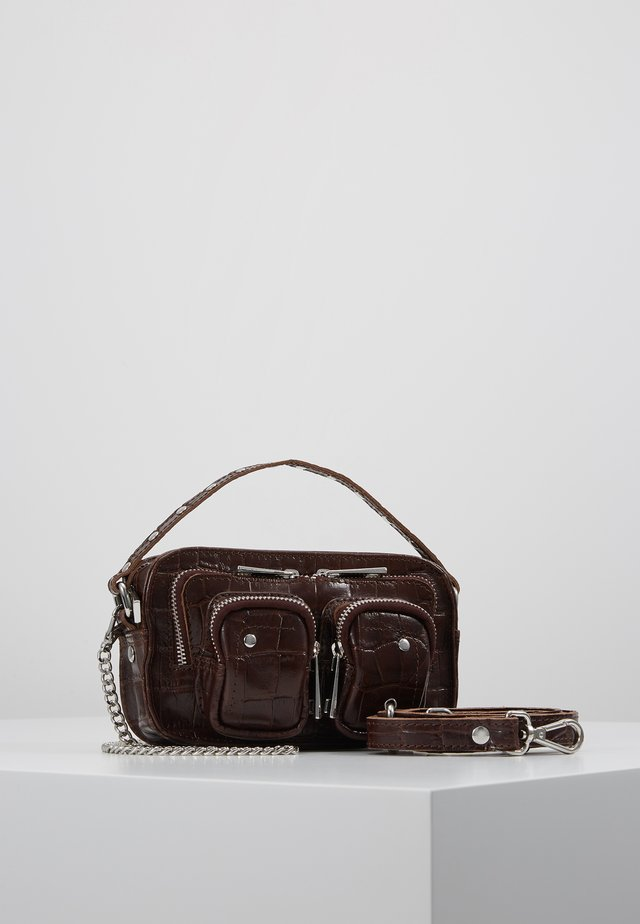 HELENA - Handbag - brown