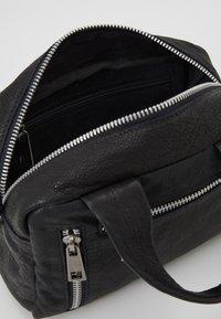 Núnoo - MINI DONNA - Handbag - black - 4