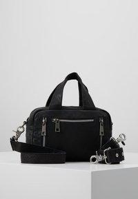 Núnoo - MINI DONNA - Handbag - black - 0