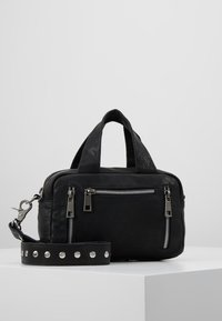 Núnoo - MINI DONNA - Handbag - black - 5