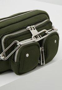 Núnoo - HELENA BUM BAG - Across body bag - green - 6
