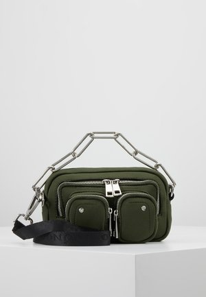 HELENA BUM BAG - Across body bag - green