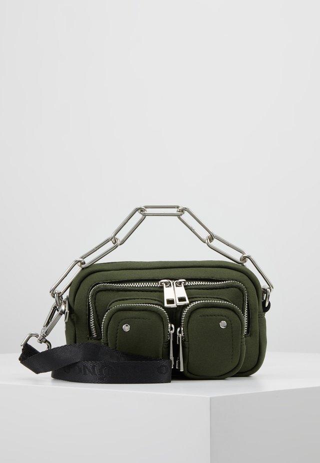 HELENA BUM BAG - Across body bag - green