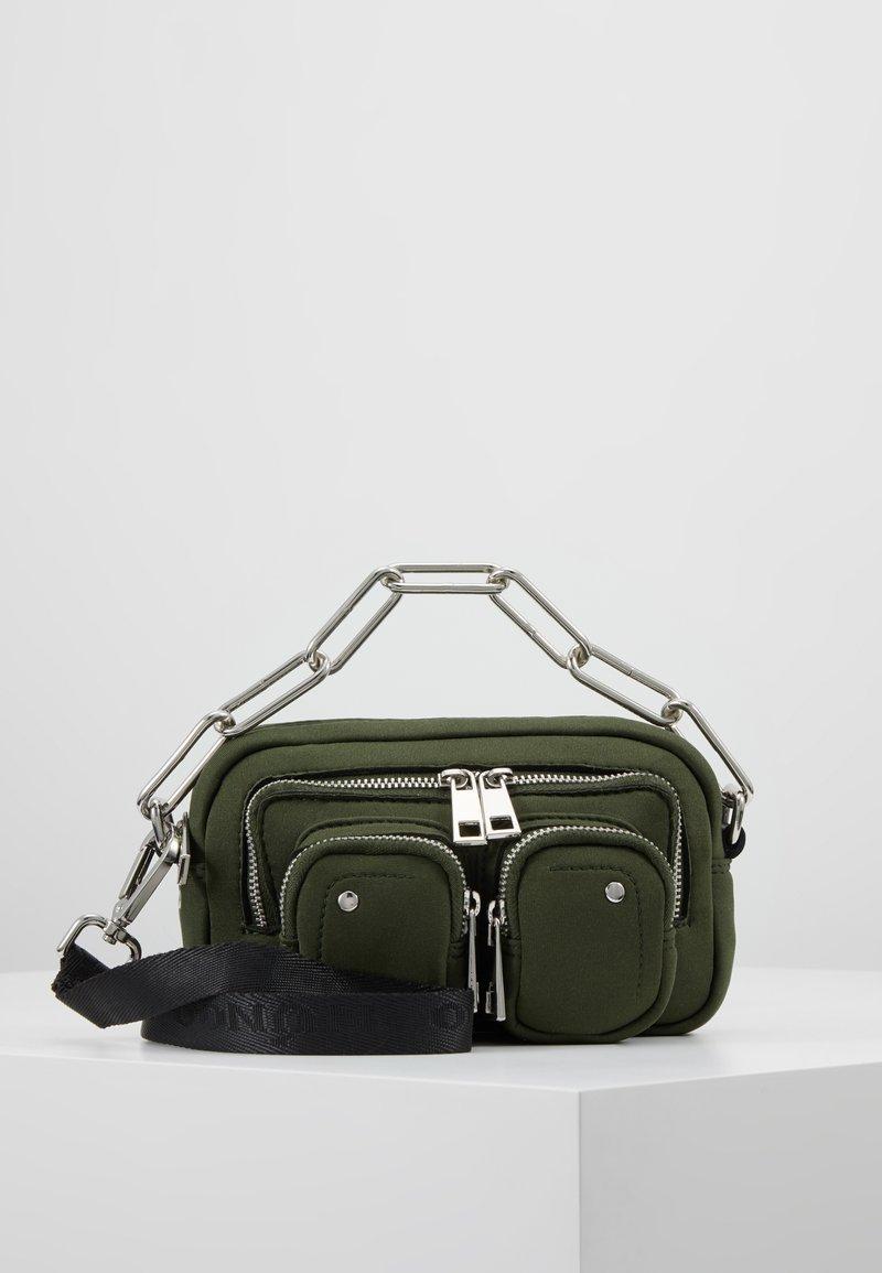 Núnoo - HELENA BUM BAG - Across body bag - green