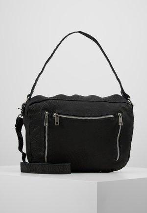 ANDREA WASHED - Handbag - black
